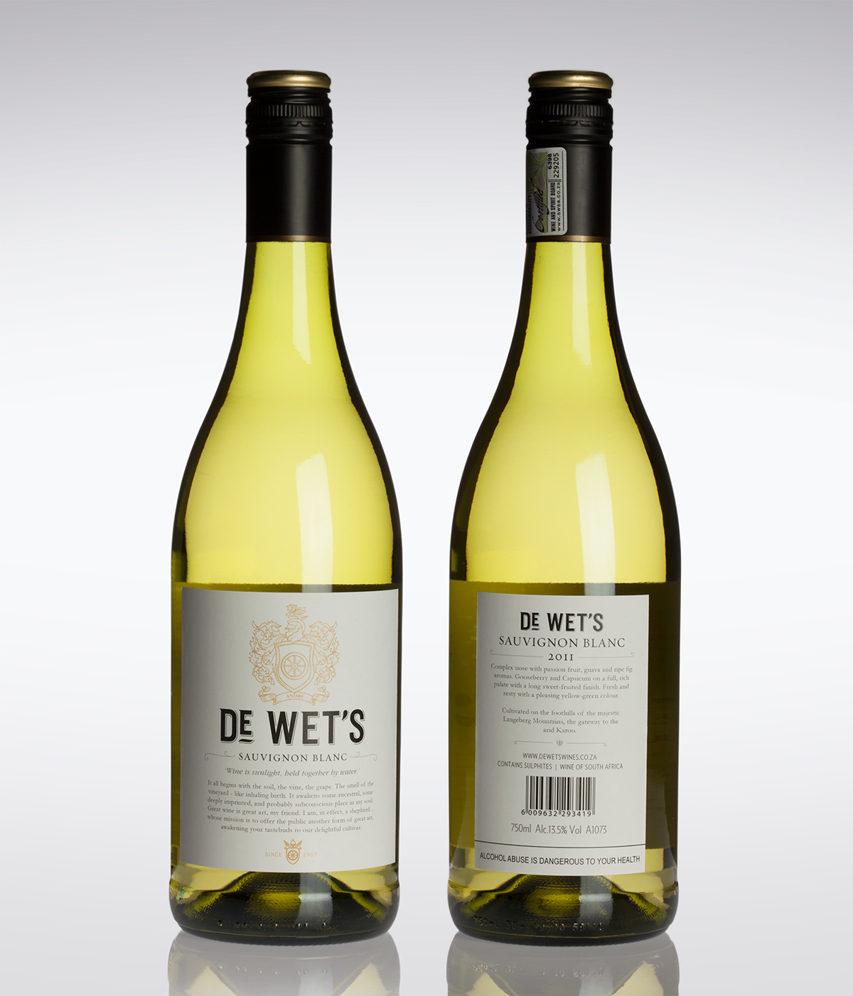 MARK-De Wets Wines