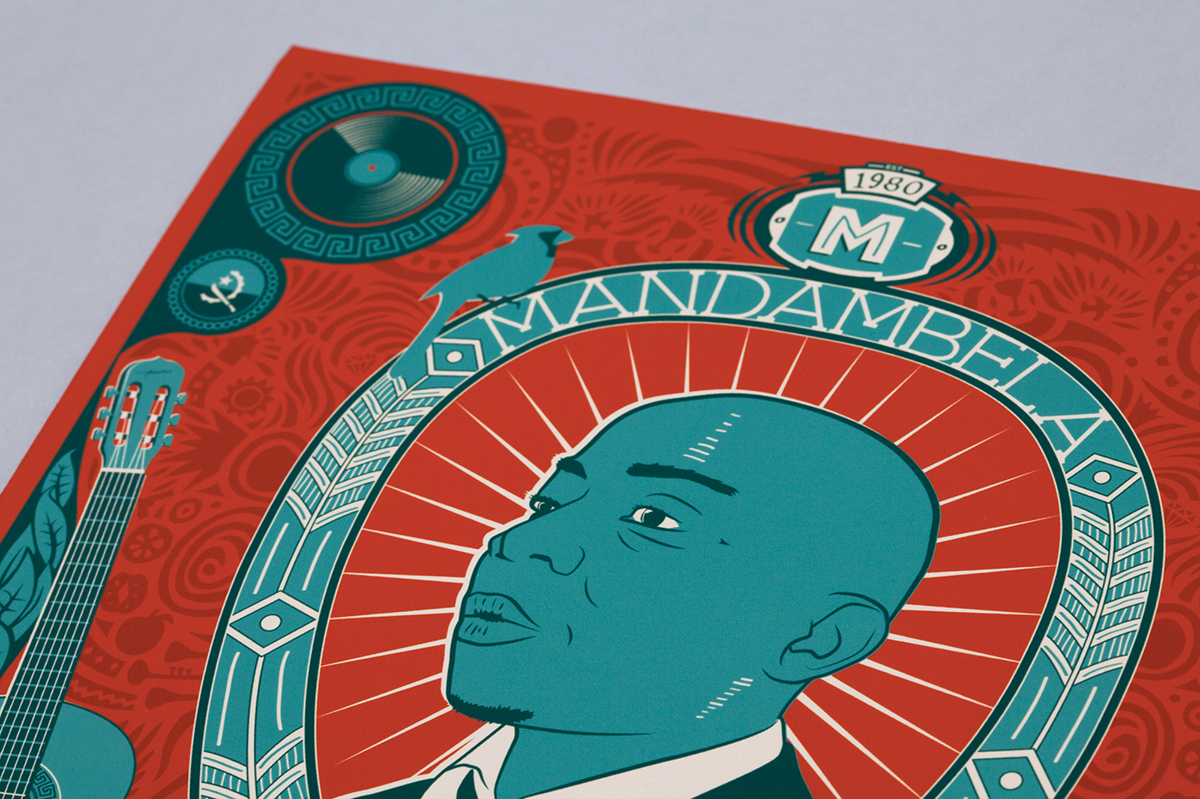 MARK-Mandambela CD