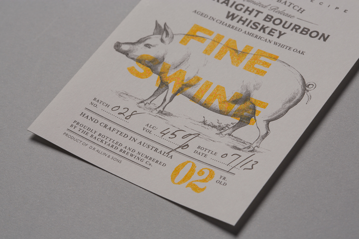 MARK-Fine Swine