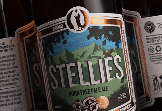 MARK-The Stellenbosch Brewing Company